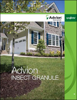 Advion Insect Granule Brochure
